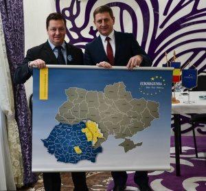 """Raionul Donduşeni este membru al Asociaţiei """"Euroregiunea Siret-Prut-Nistru"""""""