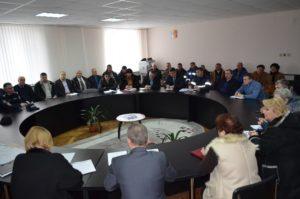 Şedinţa Comisiei Situaţii Excepţionale