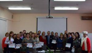 Implementarea   Programului  Internațional  Erasmus+ în  instituțiile școlare  din raion