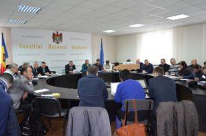 Şedinţa de constituire al Comitetului Director Local