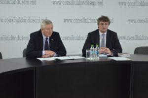 Viceministrul justiţiei la Donduşeni