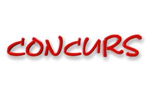 PRELUNGIRE CONCURS LOCURI VACANTE