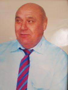 """Mesaj de felicitare pentru DANII Constantin , 04 aprilie – cetăţean de onoare a raionului Donduşeni , reprezentantul firmei """"Strube"""" în Republica Moldova."""