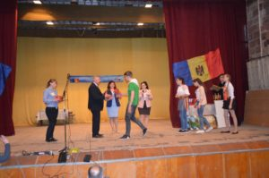 Ziua Europei, marcată de comuniunea şcolară din raion