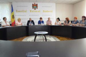 Proces verbal al ședinței de lucru al viceministrului Educației