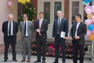 """Inaugurarea grădiniţei""""Luceafărul""""din oraşul Donduşeni"""