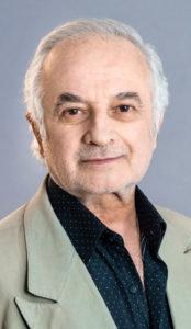 Mesaj de felicitare pentru Vitalie Rusu, actor de teatru și film, cetățean de onoare al raionului Dondușeni