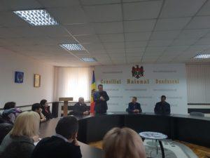 Ședință de lucru cu activul Asociației Sindicale Teritoriale SINDASP Dondușeni