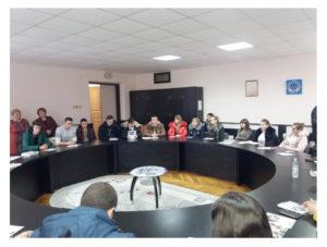 Finalizarea cursurilor de instruire în cadrul PNAET în satele Corbu şi Ţaul, raionul Donduşeni. Oportunități de dezvoltare pentru tineri
