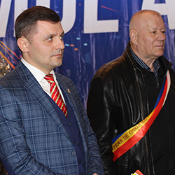 """Gala Laureaților concursului """"Omul Anului 2017"""""""
