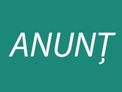 Anunț concurs pentru ocuparea funcției vacante de asistent social comunitar