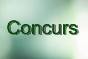 Concurs!!