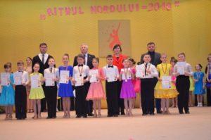 Concursul-festival de dans,,Ritmul Nordului-2018″. Ediția I