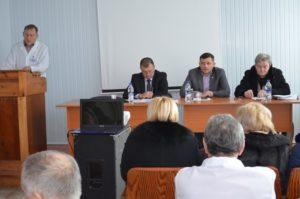 Ședința Consiliului de Sănătate Publică