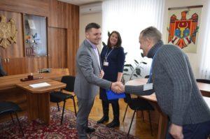 Acordul de parteneriat încheiat între asociația obștească CCF Moldova – Copil, Comunitate, Familie