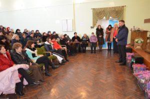 Manifestarea Direcției Asistență Socială și Protecție a Familiei Dondușeni cu prilejul zilei Internaționale a Femeei