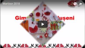 """Concursul """"Un mărțișor confecționat cu dor"""" (VIDEO)"""