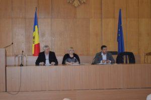 """Notă informativă cu privire la desfășurarea seminarului  """"Aplicarea uniformă a legislației funciare de către factorii de decizie din  administrația publică locală"""","""