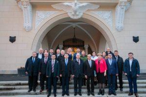 Întâlnirea membrilor Euroregiunii Sireț-Prut-Nistru