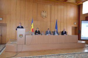 Ședință comunăa IP Dondușeni cu Autoritățile Administrației Publice Locale de ambele niveluri