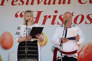 """Festivalul cântecului pascal ,,Hristos a înviat"""""""