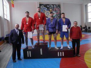 Denis Tachi mândria de forță a raionului Dondușeni