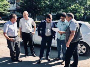 Lucrările de asfaltare a drumurilor în Dondușeni continuă