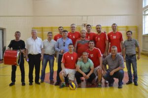 Echipa de volei a Consiliului raional Dondușeni a obținut o victorie importantă în fața echipei ,,PRAID,, din Chișinău, scor 3:2.