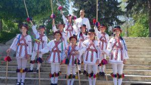 Ziua Mondială a Dansului a fost sărbătorită și la Țaul