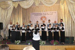Corul Treimea de la Casa Raională de Cultură Dondușeni a participat la Festivalul ,,LA  IZVOARE,,, ediția 2018