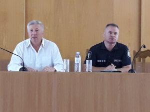 Ședință comună a membrilor echipelor multidisciplinare din localitățile raionului și a IP Dondușeni