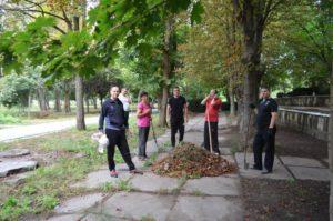 Ziua curățeniei în Dondușeni