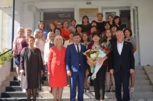 Ziua lucrătorului din sfera protecției sociale la Dondușeni.