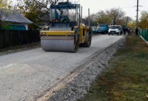 Activitate continuă ,,Drumuri bune pentru Moldova,,