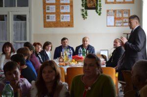 Gimnaziul ,,Vasile Gangal,, din s.Horodiște la 100 de ani de la deschidere.