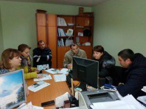 Ședința Consiliului consultativ al probațiunii Dondușeni