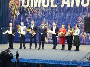 OMUL ANULUI 2018, Dondușeni