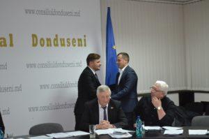 Viorel Rusu a fost ales în funcția de vicepreședinte al raionului Dondușeni.