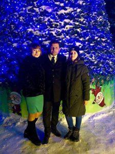Mesaj de felicitare  al Președintelui raionului Dondușeni Vadim Lesnic  cu prilejul sărbătorii Anului Nou 2019
