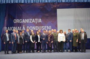 Lansarea în campania electorală a candidatului PDM, dl. Vadim LESNIC la funcția de deputat în Parlamentul Republicii Moldova pe Circumscripția nr.2 Ocnița Dondușeni