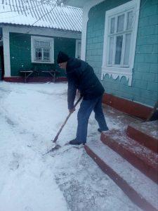 Lucrătorii sociali din Dondușeni în acțiune.