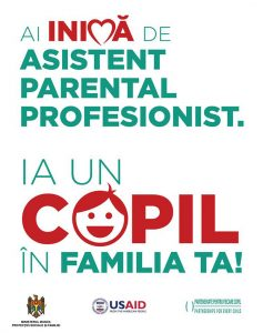 Campania de promovare a Serviciului de asistenţă parentală profesionistă!!!