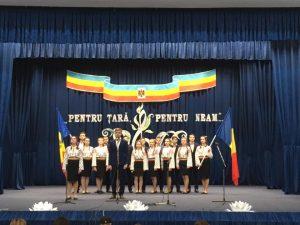 Festivalul raional al cântecului patriotic