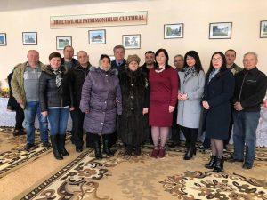 Seminar raional al conducătorilor instituțiilor culturale.