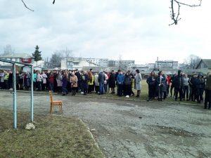 Antrenamente de evacuare a persoanelor din instituția de învățământ Dondușeni.