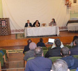 Seminar informativ-lucrativîn cadrul Direcției Educație, Cultură și Turism Dondușeni