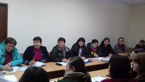 Seminar informativ instructiv cu asistenții sociali comunitari