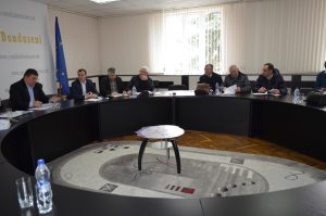 Ședința ordinară a Consiliului raional Dondușeni
