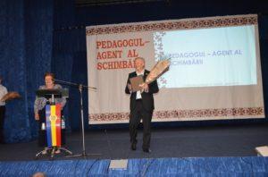 Conferință pedagogică ,,Pedagogul – agent al schimbării,,