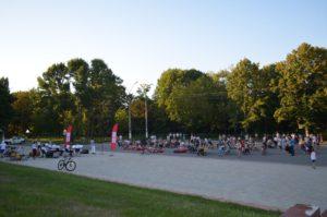 Concert  Live Open Air la Dondușeni